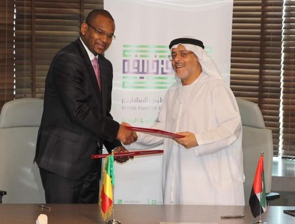 Coopération économique Mali-Emirats arabes unis : Signature d'un accord sur le développement de l'entrepreneuriat