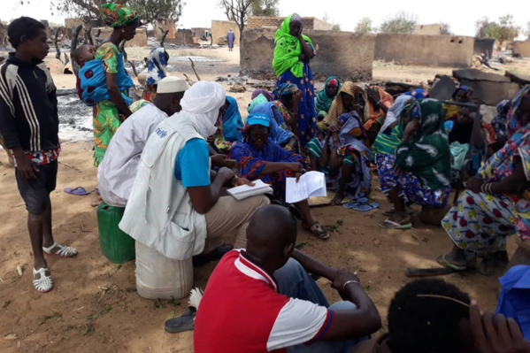 Mali : l'ONU condamne un massacre dans la région de Mopti et appelle à un sursaut national
