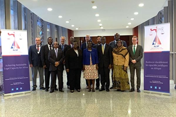Facilité africaine de soutien juridique : Approbation du rapport annuel et des états financiers 2018
