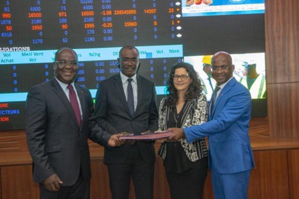 Formation des acteurs du marché financier régional de l'Uemoa : La Brvm et l'Esg Uqam signent un mémorandum d'accord de coopération