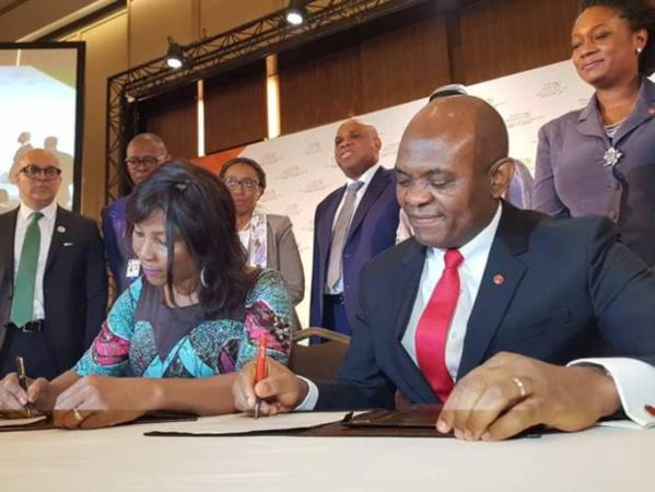 Autonomisation des jeunes : Le Pnud et la Fondation Tony Elumelu nouent un partenariat