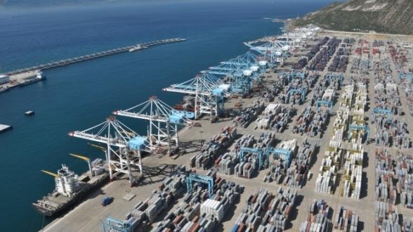 A la découverte de Tanger Med, le premier port en Méditerranée
