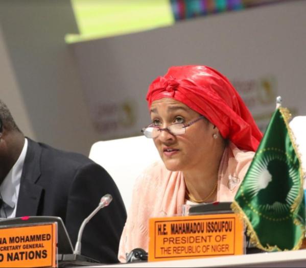 Amina Mohammed, de l'ONU, promet son soutien total à l'Afrique qui entame la mise en œuvre de la ZLECA