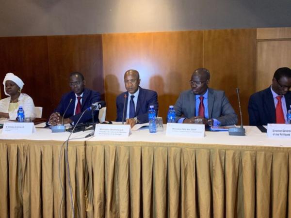 Finances publiques : La balance des paiements excédentaire de 527,3 milliards de FCFA en 2018