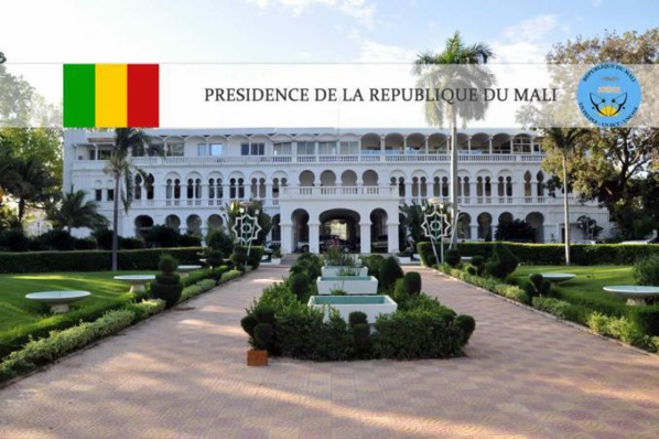 Mali : Communiqué du Conseil des Ministres du 24 Juillet
