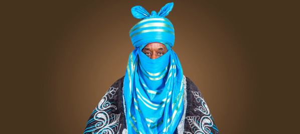 Photo Abdullah U. Maigaskiya L'Emir de Kano, Muhammadu Sanusi II, du Nigéria.
