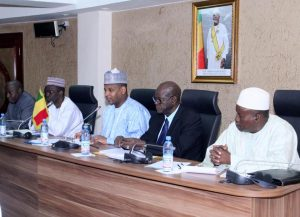Adoption du plan d'action de mise en œuvre de la stratégie nationale de la Reforme du Secteur de la Sécurité