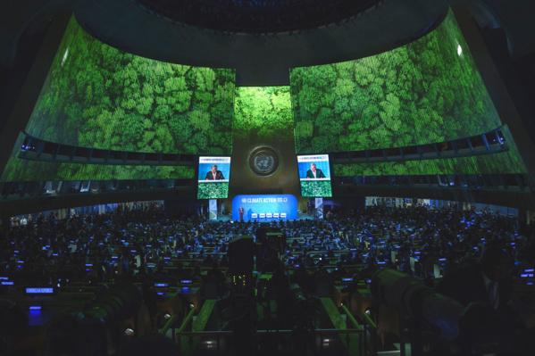 Guterres : « Nous avons l'obligation de tout faire pour mettre fin à la crise climatique »