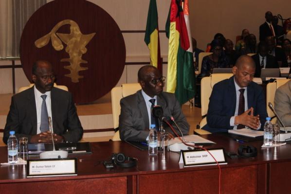 Projet interopérabilité des services financiers numériques dans l'Uemoa : Le vice-gouverneur Abdoulaye Diop appelle à une mobilisation de tous les acteurs engagés