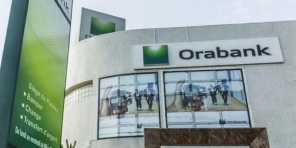 Groupe Orabank : Un résultat net de 2,8 milliards de FCFA au 1er semestre 2019