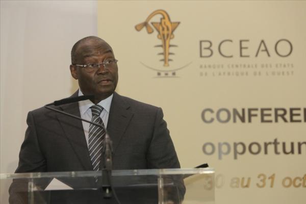 Tiémoko Meyliet Koné, gouverneur de la Bceao : «Il faut veiller à ce que nos politiques et nos actions exploitent de façon optimale le potentiel des technologies financières »