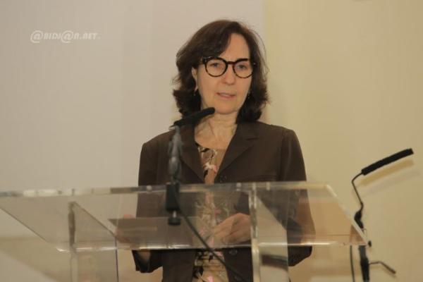 Conférence internationale sur les entreprises de Technologie Financière :  Elisbeth Huybens de la Banque mondiale liste les avantages des services financiers numériques