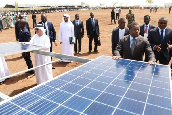 Togo : La Boad cofinance une centrale solaire photovoltaïque à hauteur de 7 milliards de FCFA