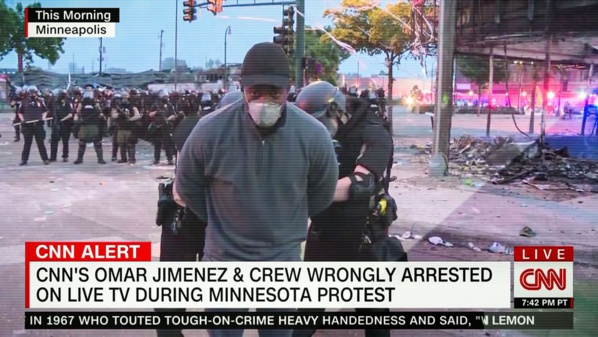 La police américaine doit cesser ses agressions contre les journalistes