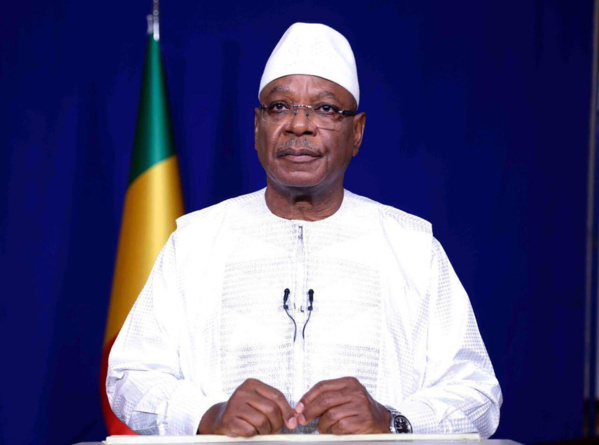 Mali : Le président Ibrahim Boubacar Keita et son Premier ministre entre les mains des mutins