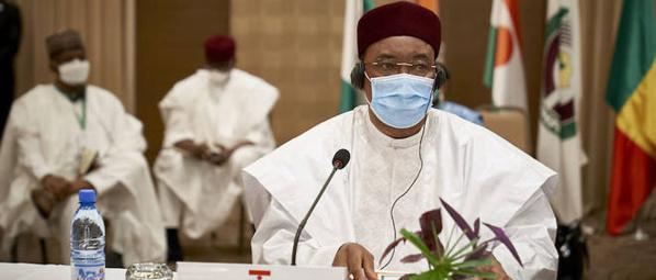 Mali :  Les chefs d'Etat de la Cedeao exigent le rétablissement immédiat du président IBK et demandent la montée en puissance de la Force en Attente