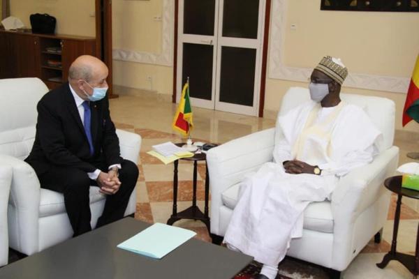Coopération Mali – France : Signature des accords de convention de 100 milliards de francs CFA