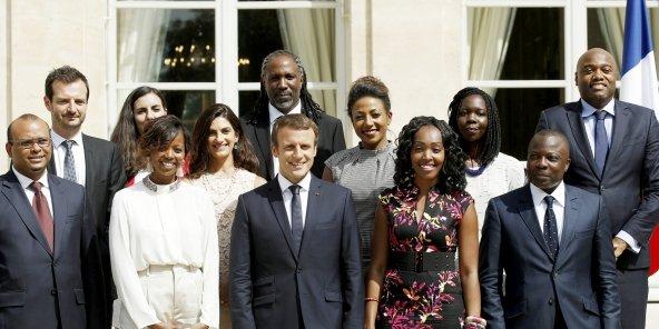 Tour de France de l'entreprenariat des diasporas : Le président Macron réaffirme l'engagement du gouvernement en faveur de la jeunesse