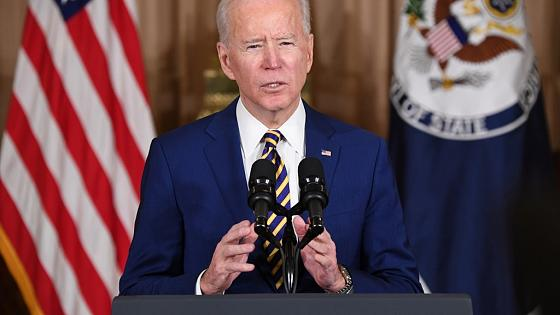 Biden voit les choses en grand