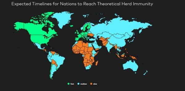 Vols internationaux, déplacements internes : Une étude relève les principales tendances du voyage dans le monde