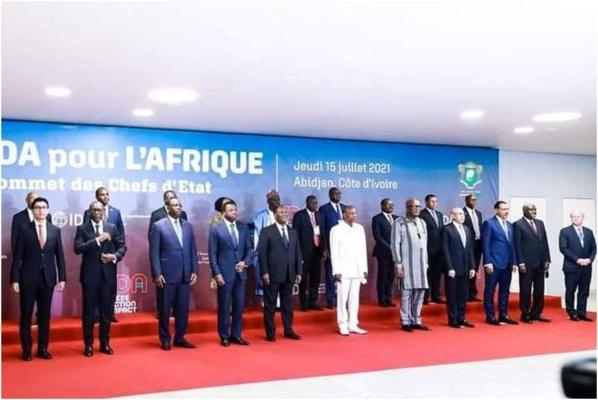 Reconstitution des ressources de l'Ida : Le plaidoyer des dirigeants africains réunis à Abidjan