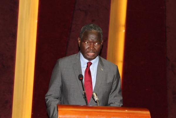 Sécurité dans l'espace Uemoa : Le président de la Commission note un faible taux d'informatisation des postes de Police