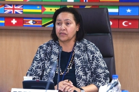 BAD : Frannie A. Léautier quitte la Vice-présidence