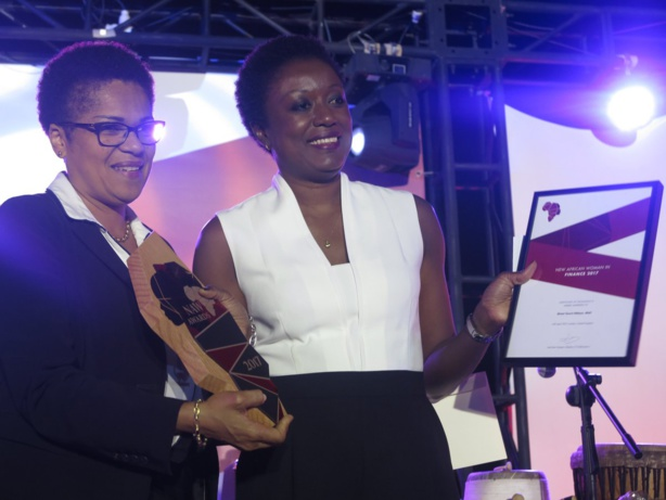 Awards : Le New African Woman in Finance and Banking décerné à Bineta Touré Ndoye DG de ORAGROUP