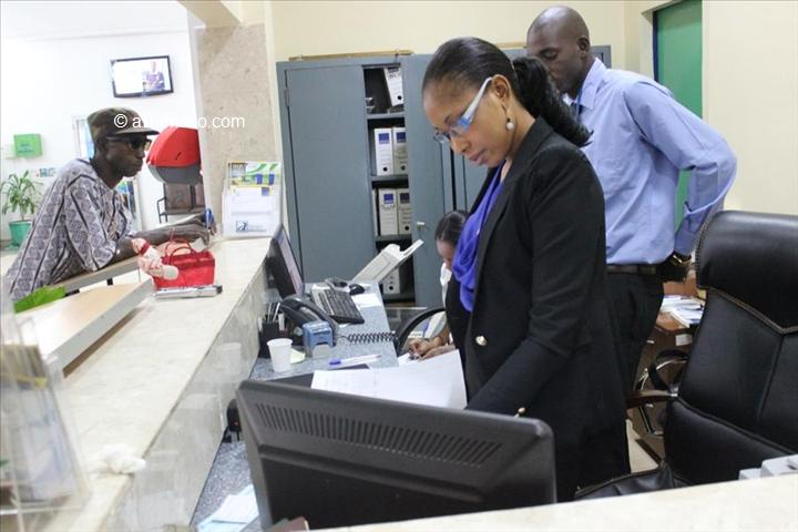 Mouvement d'humeur du Synabef : Banques  et Assurances du Mali paralysées
