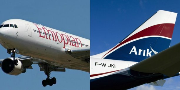 Transport aérien : le rachat d'Arik Air par Ethiopian Airlines sur le point de capoter