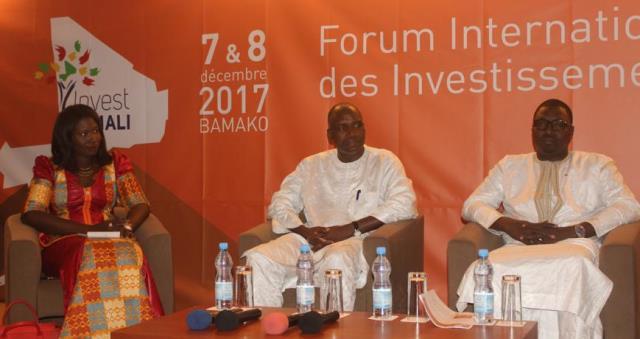 Forum Invest in Mali 2017 : Le défi d'émerger sur un marché mondial très concurrentiel