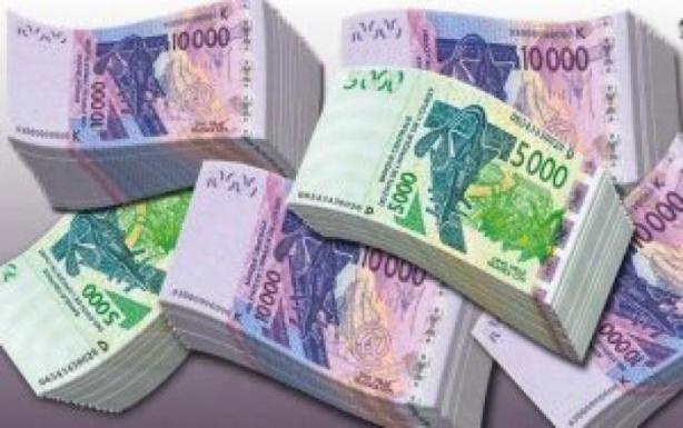 UEMOA : Les réserves ont diminué de 401,0 milliards