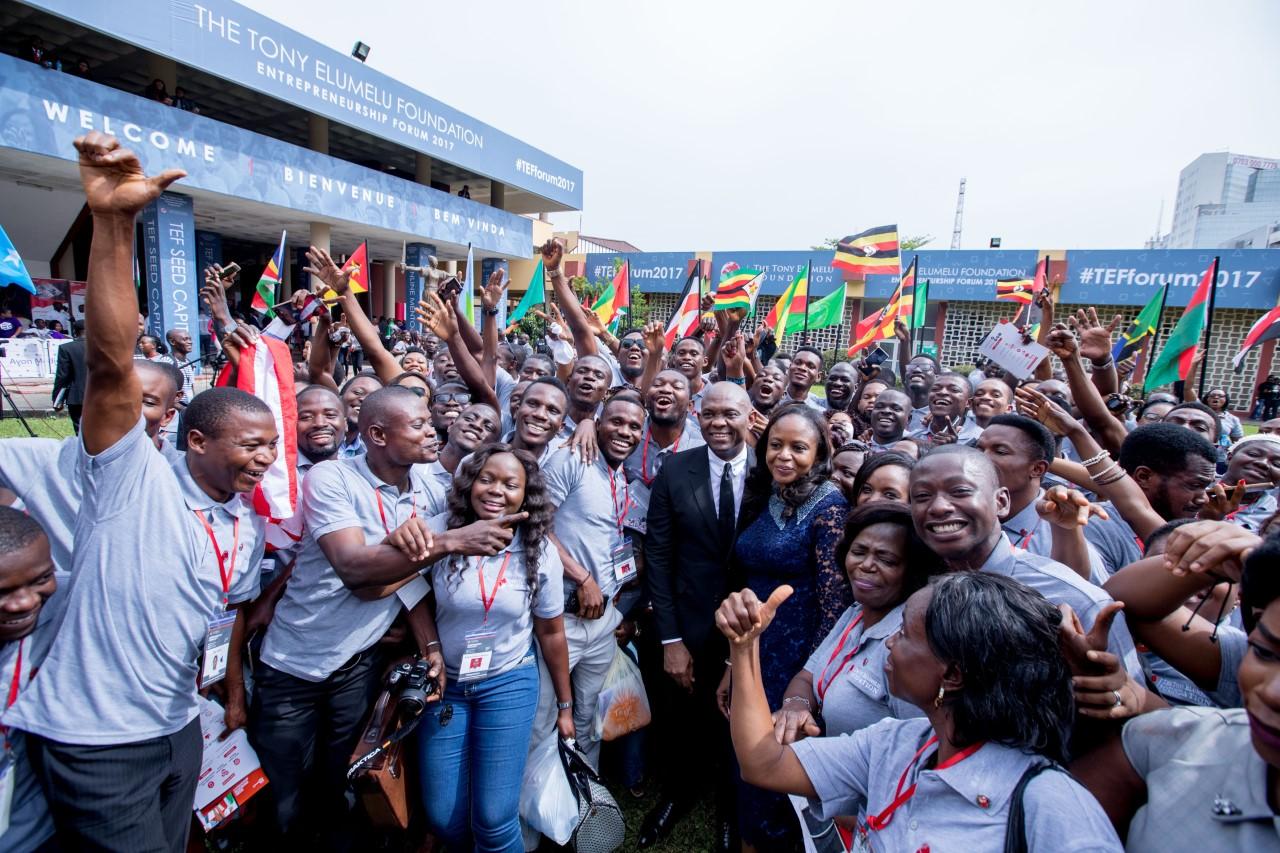 FORUM DE L'ENTREPRENEURIAT : La Fondation  Tony  Elumelu organise la plus grande rencontre des entrepreneurs africains