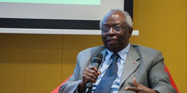 Jacques Diouf, ancien directeur général de l'Organisation des Nations Unies pour l'alimentation et l'agriculture