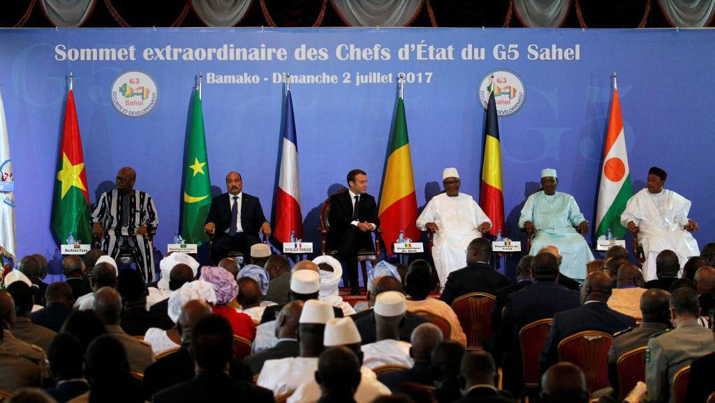 Force  G5 Sahel : La création d'un fonds pour gérer les aides à la lutte contre le terrorisme