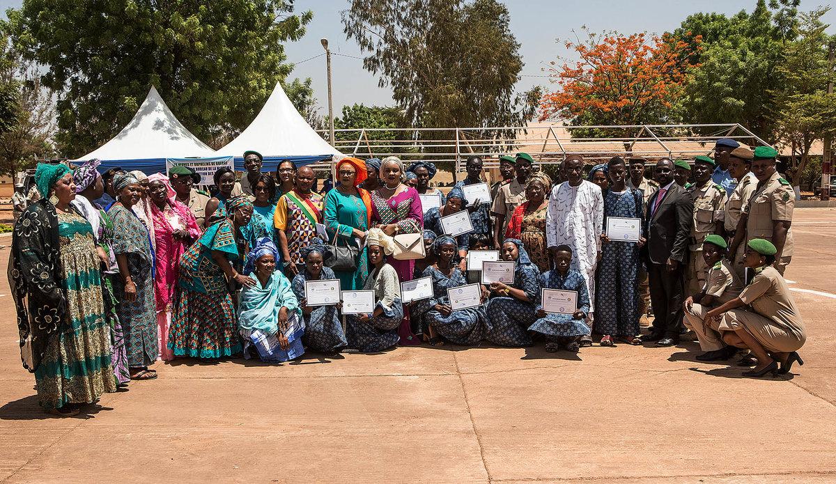 Réinsertion économique des femmes : La  MINUSMA finance un projet de plus de 24 millions FCFA