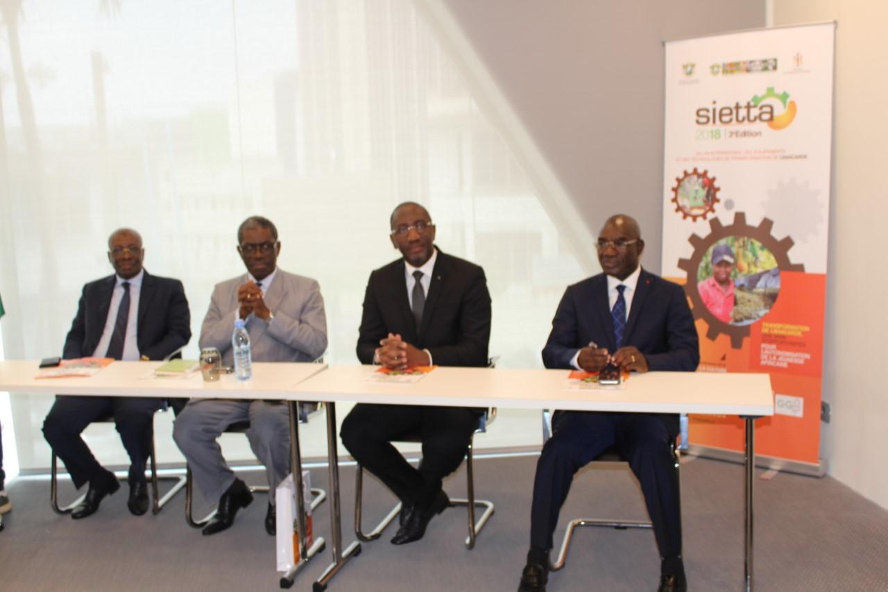 SIETTA 2018 à Abidjan : un Salon du cajou pour l'autonomisation économique des jeunes africains