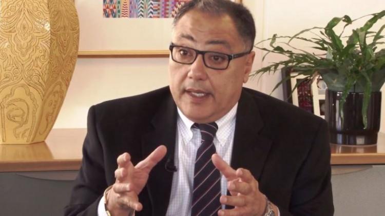 Banque mondiale: Hafez Ghanem succéde à Makhtar Diop