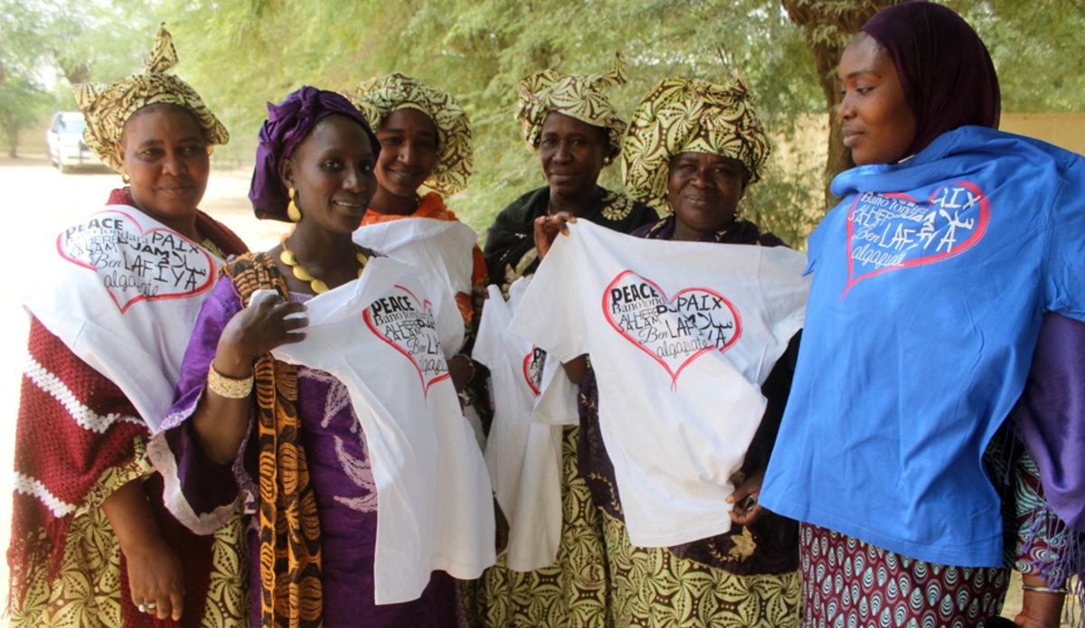 Accord pour la Paix et la Réconciliation au Mali : La MINUSMA s'implique pour augmenter le niveau de participation des femmes