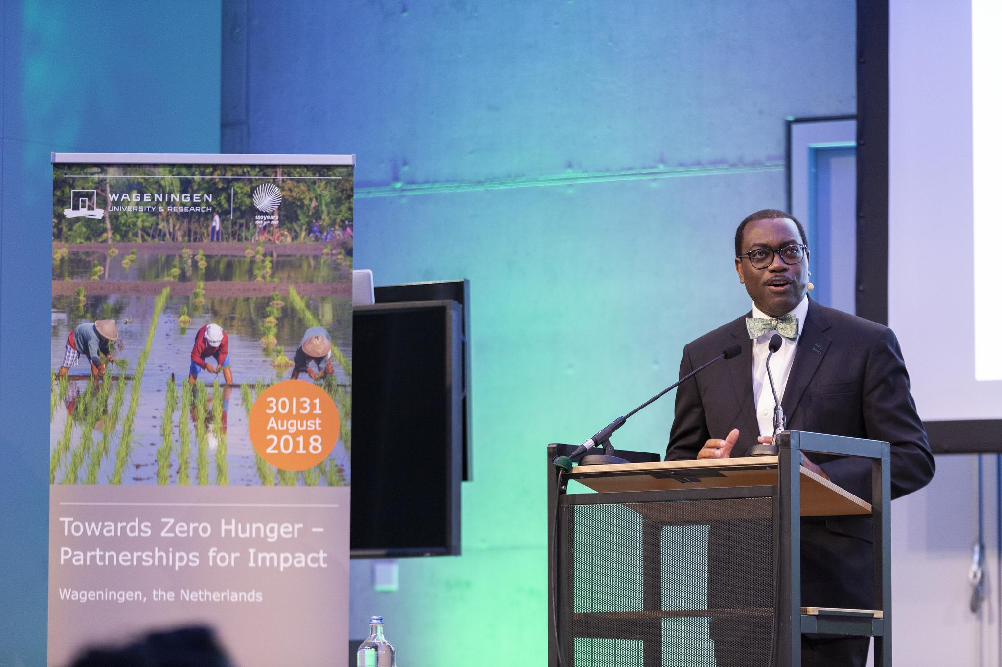L'avenir de l'alimentation dans le monde pourrait-elle dépendre du développement de l'agriculture en Afrique ?