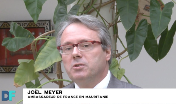 M. Joël MEYER  est le nouvel ambassadeur de France au Mali