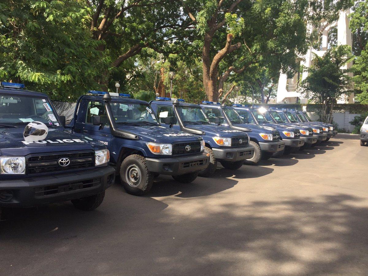 Coopération  : Le Japon  équipe   les forces de sécurité  du Mali