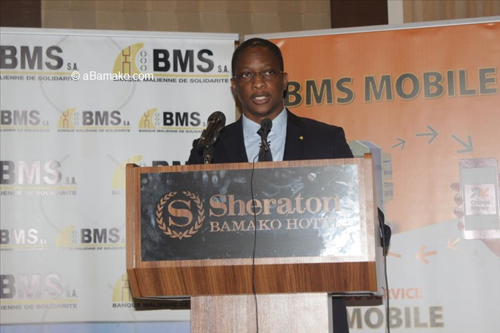 Banques : BMS Mobile lancé