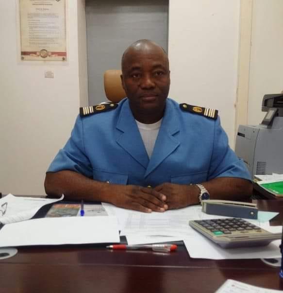 Mahamet Doucara , nouveau DG des douanes maliennes
