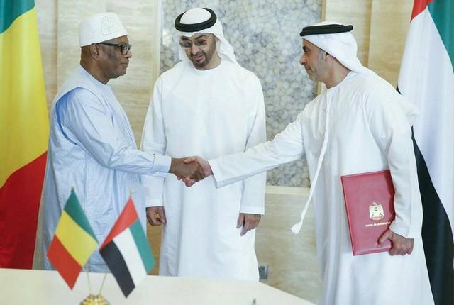Coopération  Emirats-Arabes-Unis et Mali : La volonté de porter les relations à un niveau plus important