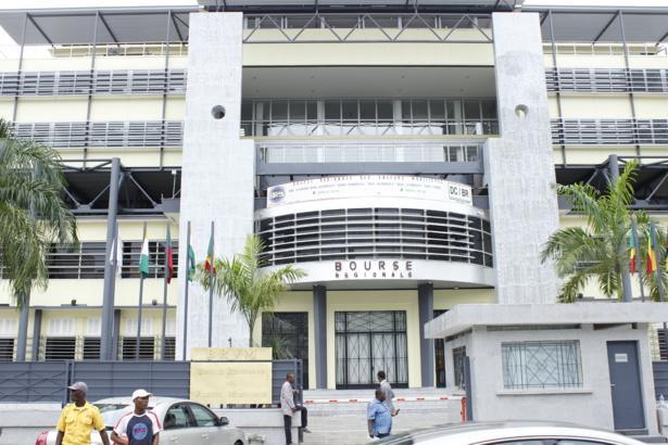 Brvm : La capitalisation boursière atteint 4 645 milliards de francs CFA