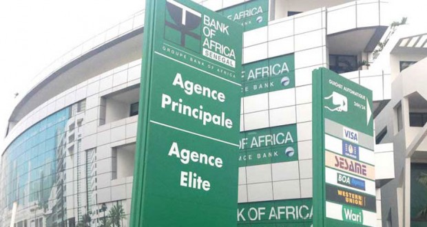 BRVM : Le cours du titre BOA Sénégal affichait au 31 décembre un repli de 19,2%