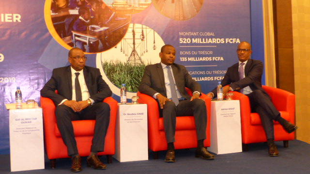 Le Mali va lever  520 milliards FCFA sur le marché financier en 2019