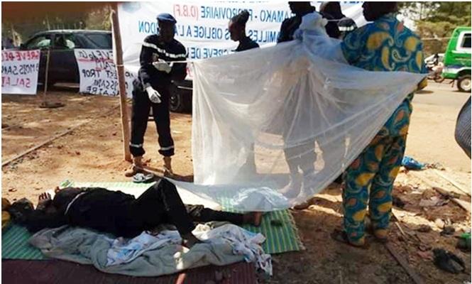 Dakar Bamako ferroviaire : Le syndicat  des travailleurs maliens maintient son mot d'ordre de grève de la faim