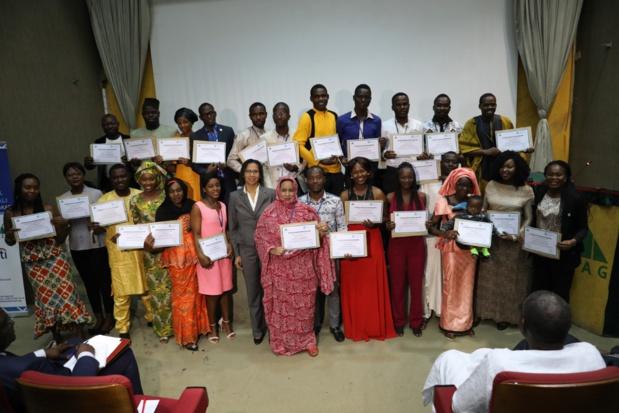 Les jeunes leaders du YALI appelés rendre virtuel les frontières pour participer à la transformation de l'Afrique